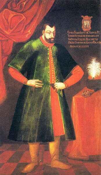 Ferenc Nadasdy (the Black Knight)