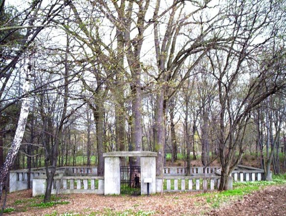 Russian World War I Military Cemetery in Kobylanka east of Gorlice