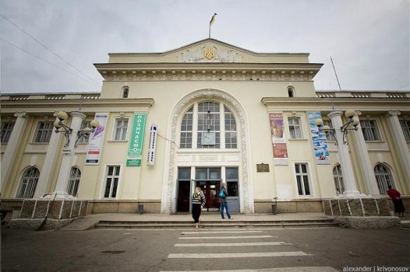 Stryi Railway Station (Credit: Alexander Krivonosov)