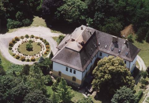 A palace in Kadarkút
