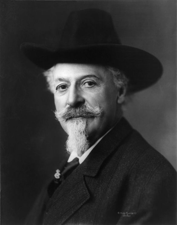 "William F. Cody (""Buffalo Bill"")"