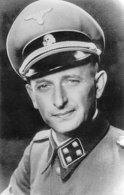 Adolf Eichmann in 1942