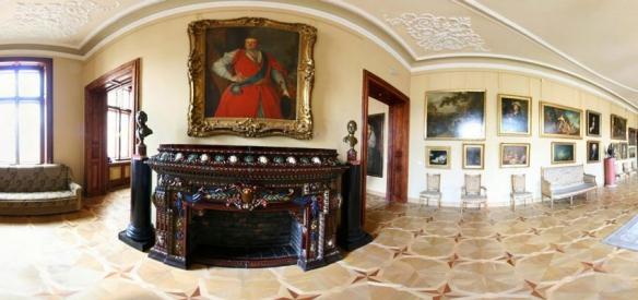 Potocki Palace in Lviv