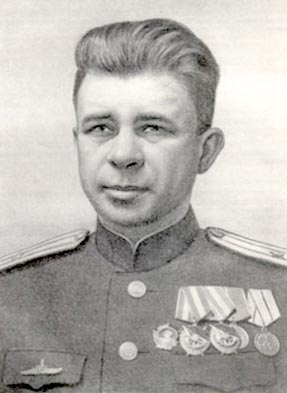 Alexander Marinesko - captain of the Soviet submarine S-13