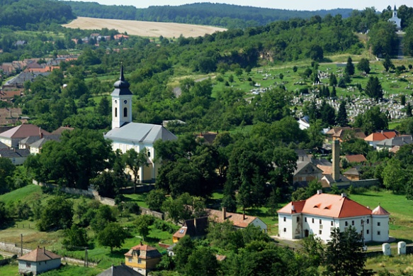 Monok, Hungary - birthplace of two world historical figures