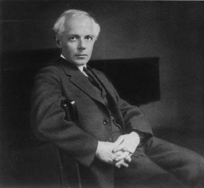 Bela Bartok in 1927