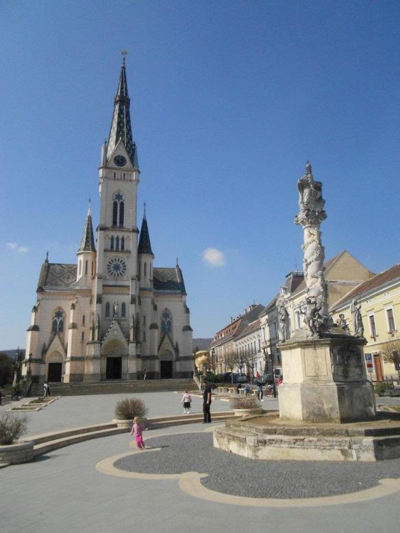 Church of the Sacred Heart - Kőszeg, Hungary