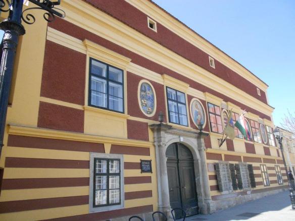 Kőszeg's Városháza (Town Hall)
