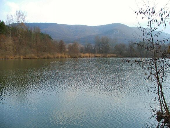 Ipoly River in Danube-Ipoly National Park
