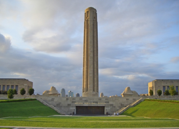 Liberty Memorial in Kansas City