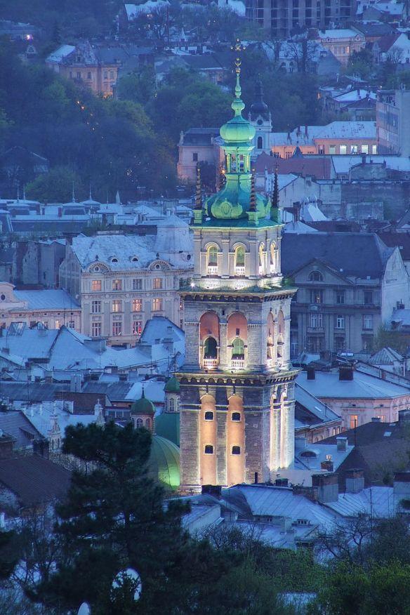 The Korniakt Tower