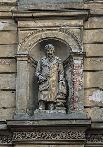 Statue of Józef Ossoliński