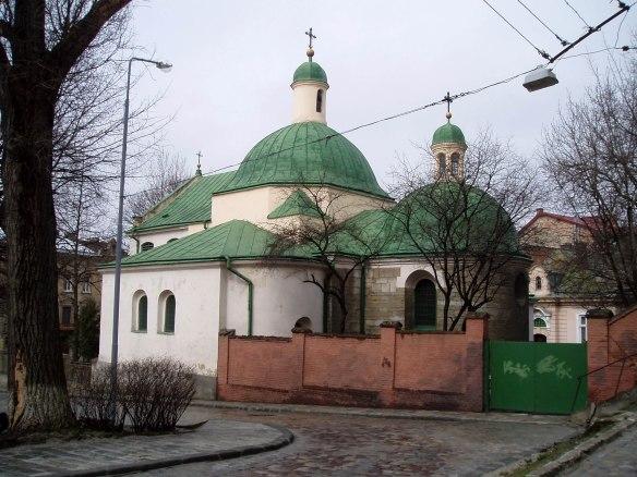 Church of Saint Nicholas in Lviv