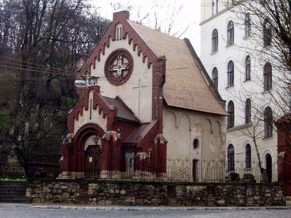 Church of St. John the Baptist in Lviv