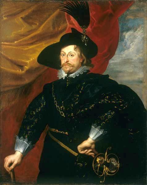 King Wladyslaw IV Vas