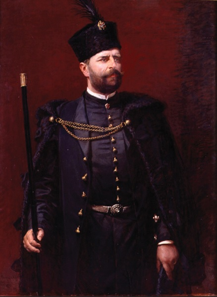 Count Andreas Potocki - Governor-General of Galicia