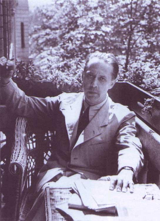 "Sándor Márai - Author of Embers (""Candles burn until the end"")"