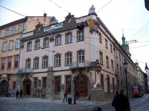 Lubomirski Palace - Rynok 10
