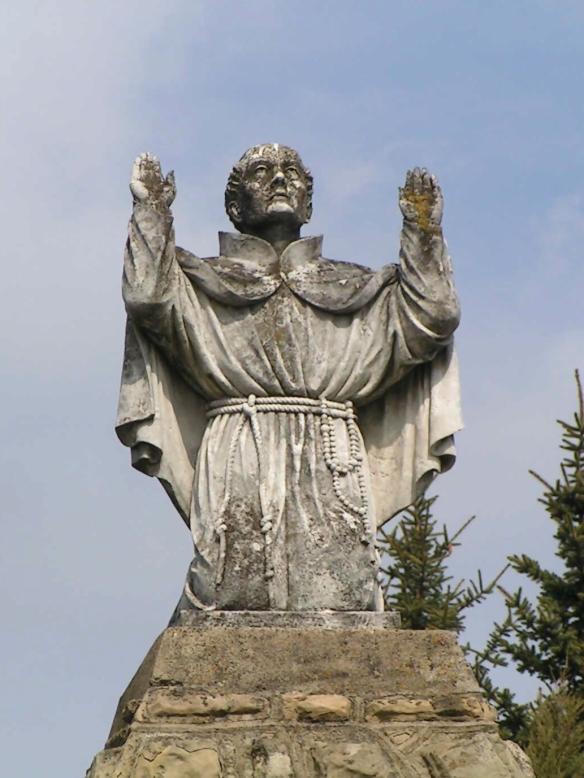 Statue of St. John of Dukla