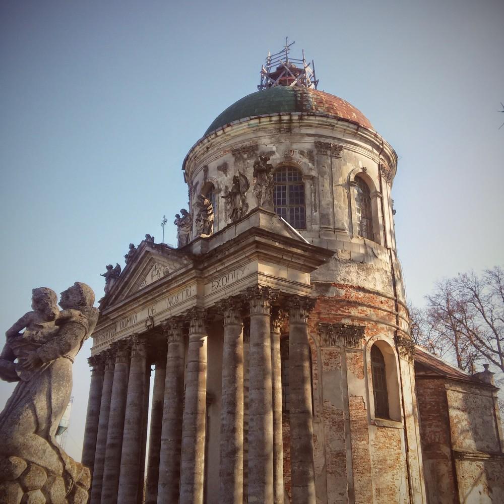Roman Catholic Church of the Exaltation and St. Joseph in Pidhirtsi, Ukraine