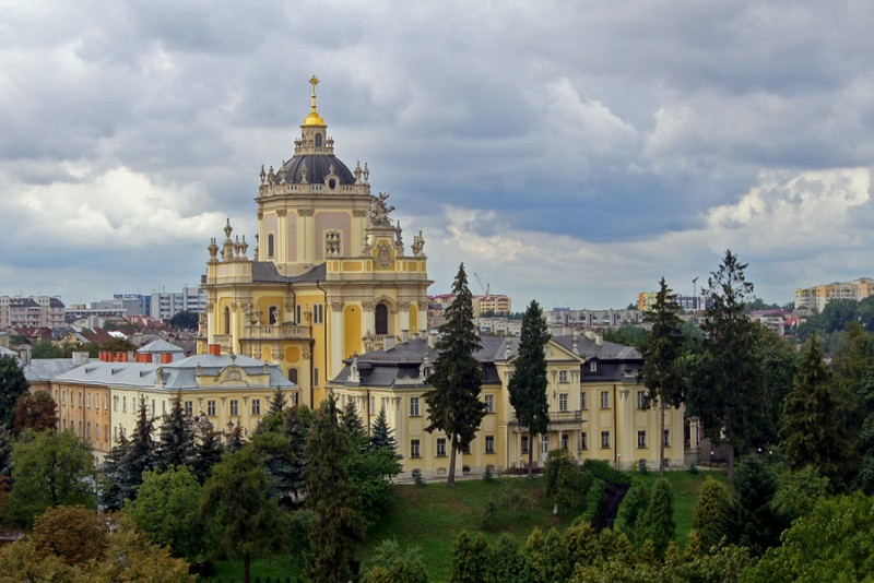 St. George's Cathedral Lviv | Europe Between East And West