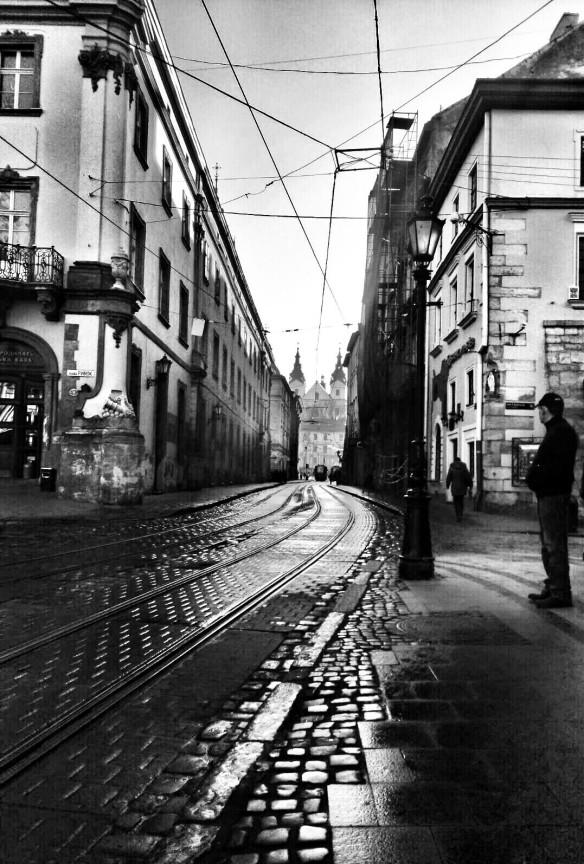 The Road Is Always Open - Lviv