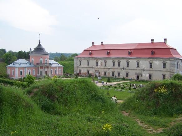 Zolochiv Castle complex