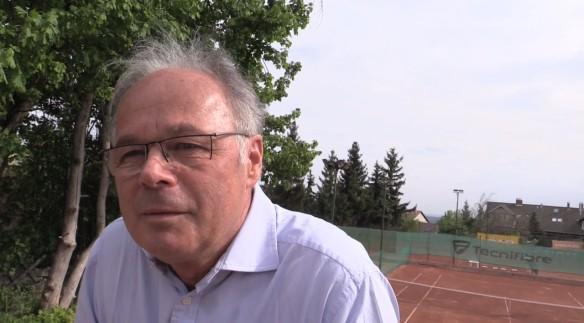 Balázs Taróczy - always close to the clay