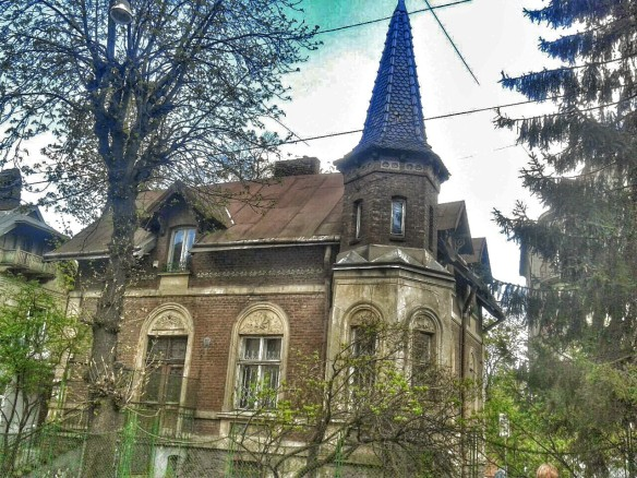 An Impossible Thing To Imagine - the Ostroverkhova Villa