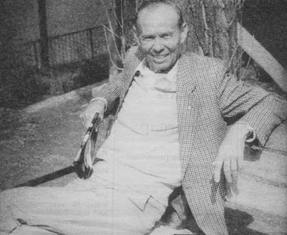 József Asbóth - the 1947 French Open Champion