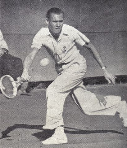 József Asbóth won 31 tournaments and is still the only Hungarian to win a Grand Slam Singles Title