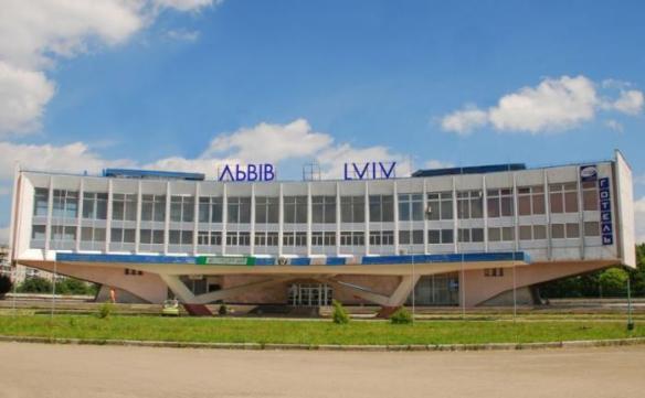 Lviv Bus Station - Soviet modernism on full display
