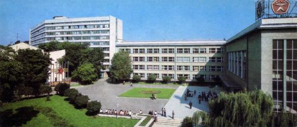 The future was now - Lviv Polytechnical University