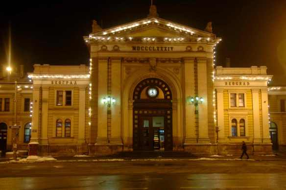Belgrade Main Railway Station