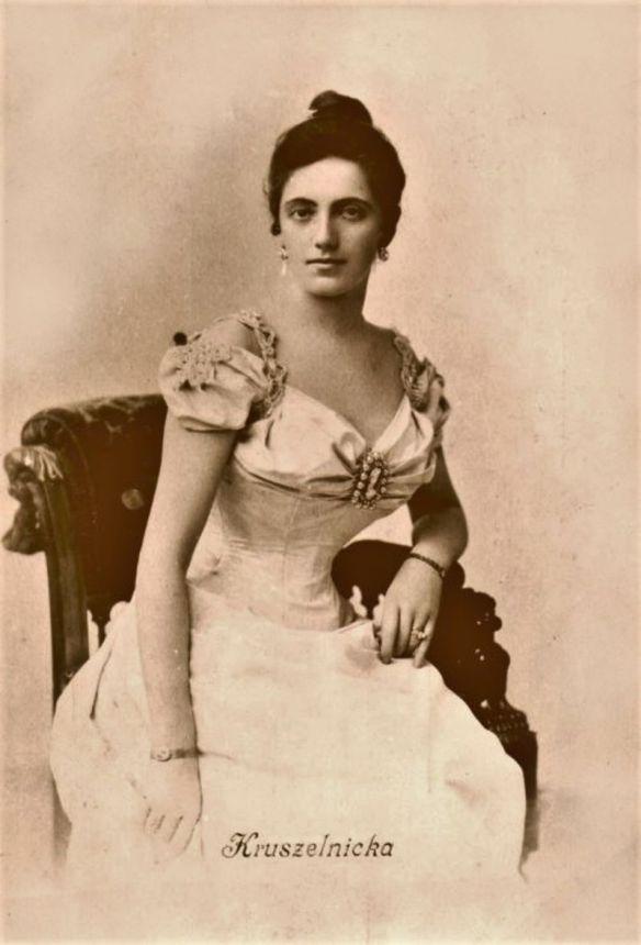 Solomiya Krushelnytska - a beautiful voice, a beautiful life