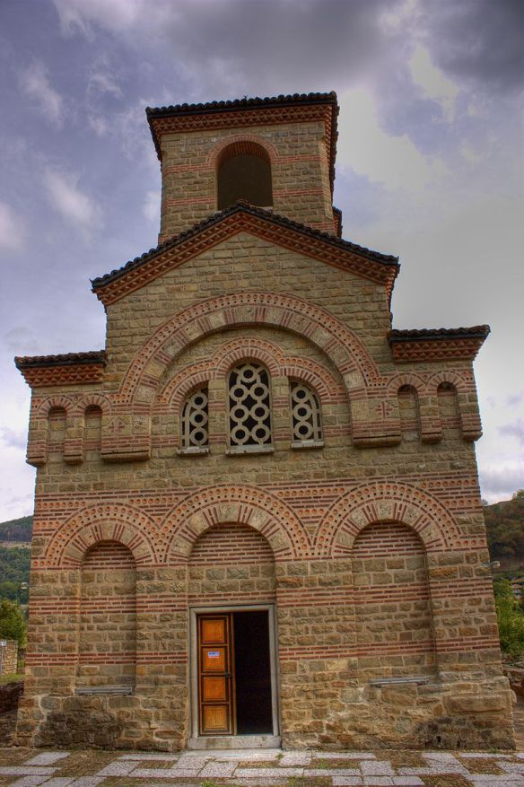 An Open Door To The Power Of Art - The Church of St Demetrius of Thessaloniki