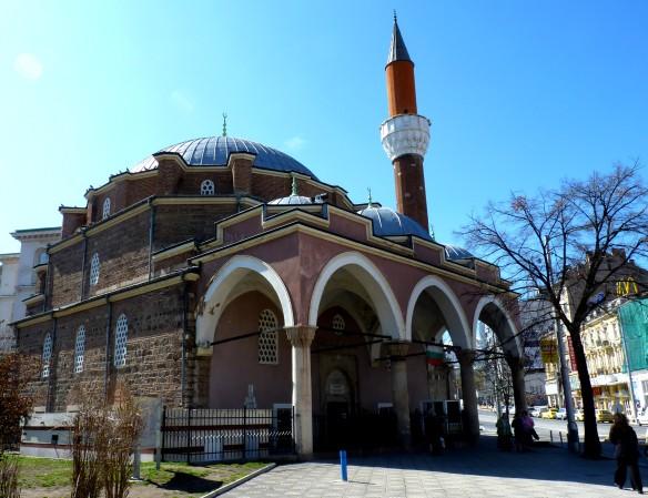 Banya Bashi Mosque in Sofia