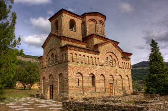 The Church of St. Demetrius of Thessaloniki in Velika Tarnovo