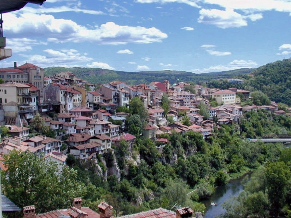 Veliko Tarnovo - One last look