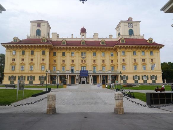 Schloss Esterhazy in Eisenstadt, Austria