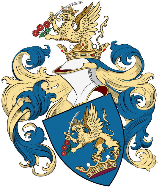 Esterhazy Coat Of Arms from medieval times