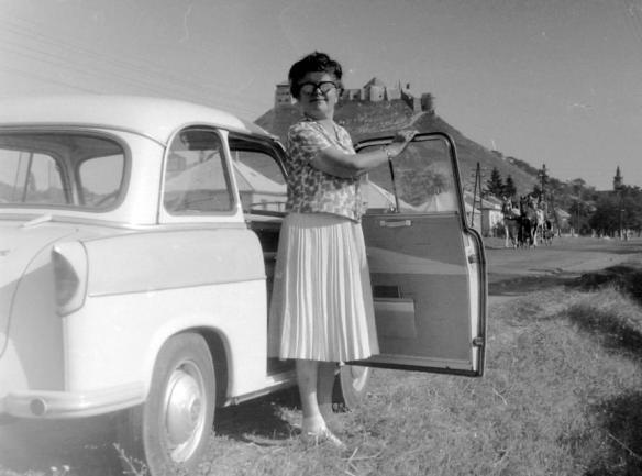 A sense of satisfaction in Sumeg circa 1963