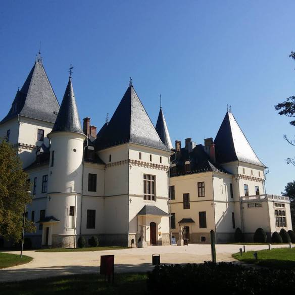 Andrassy Kastely - Chateau of the Tisza