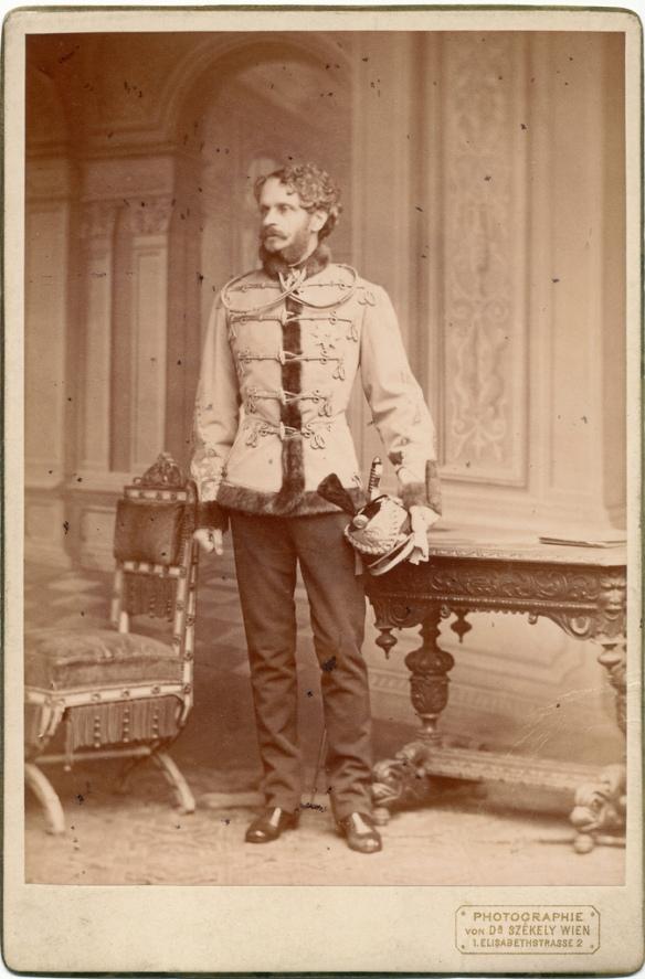 Count Gyula Andrassy
