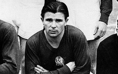 Losing the blame game - Ferenc Puskas