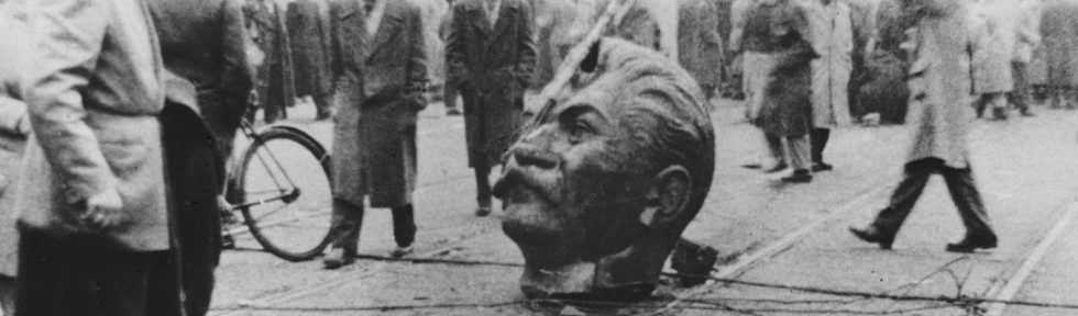 The revolution to come in Hungary - autumn 1956