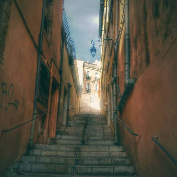 Le Panier - the maze of Old Marseilles