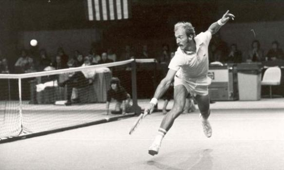 Stan-Smith - hero of the 1972 Davis Cup Final