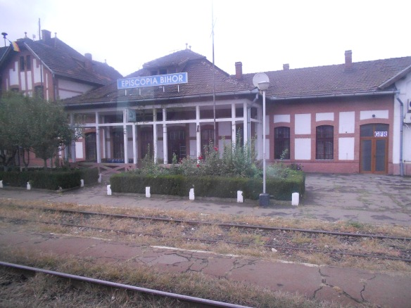 Episcopia Bihor Train Station
