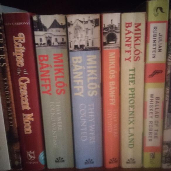 The Transylvania Trilogy of Miklos Banffy